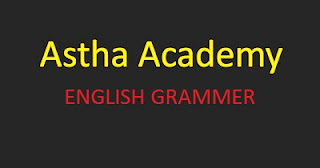 English Grammar Tense PDF Materials  By Astha Academy Gandhinagar