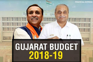 Gujarat Budget 2018-19 For All Compitetive Exam Matireal