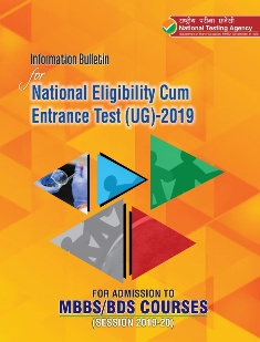 NEET (UG) – 2019 Information Booklet