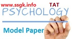 Psychology IMP Topic For TAT by TTC Academy