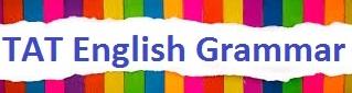 TAT English Grammar By Angel English Academy