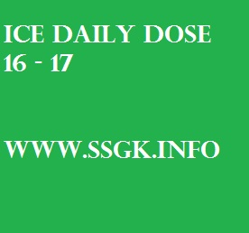 ICE DAILY DOSE 16 - 17