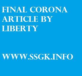 Final Corona Article BY LIBERTY
