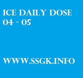 ICE DAILY DOSE 04 - 05