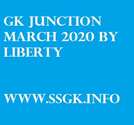 GK JUNCTION MARCH 2020 BY LIBERTY