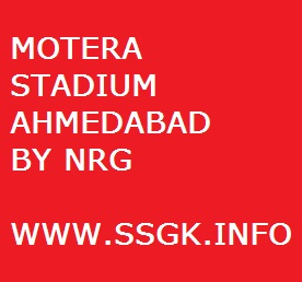 MOTERA STADIUM AHMEDABAD BY NRG