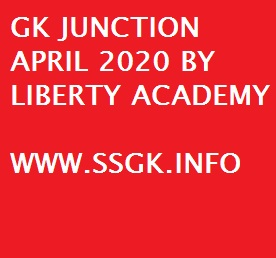 GK JUNCTION APRIL 2020 BY LIBERTY ACADEMY