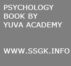 PSYCHOLOGY BOOK BY YUVA ACADEMY