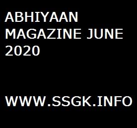 ABHIYAAN MAGAZINE JUNE 2020