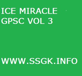 ICE MIRACLE GPSC VOL 3