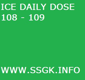 ICE DAILY DOSE 108 - 109