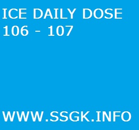 ICE DAILY DOSE 106 - 107