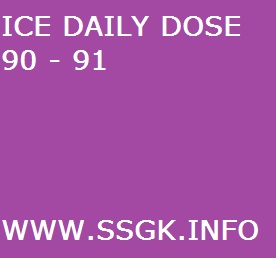 ICE DAILY DOSE 90 - 91