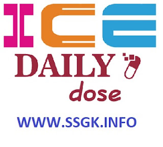 ICE DAILY DOSE 158 TO 160 BY ICE RAJKOT