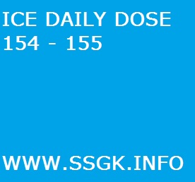 ICE DAILY DOSE 154 – 155
